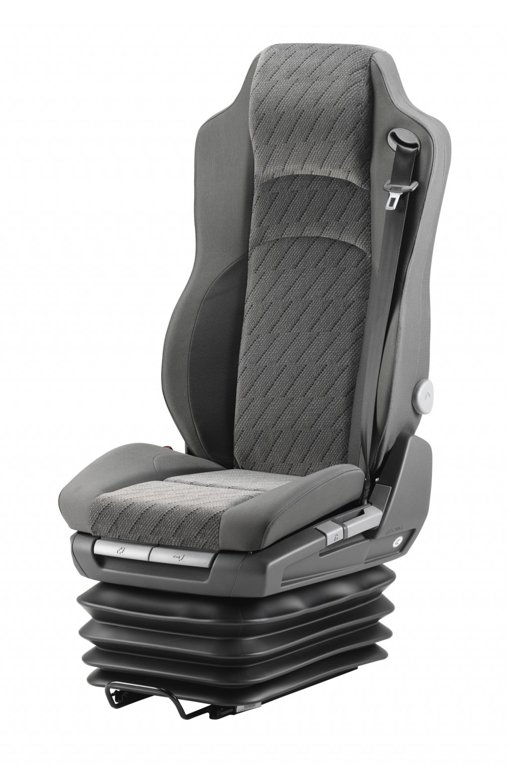Tek Seating Puts Driver Comfort And Support First At Euro