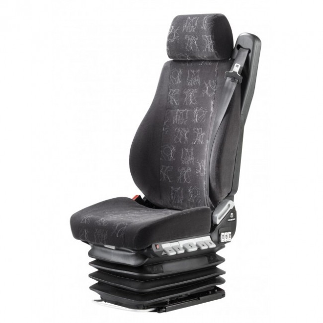 TEK SEATING - SUPPORTING DRIVER COMFORT AND SAFETY AT COACH & BUS UK