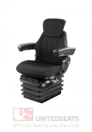 LAMMA SEES TEK SEATING LAUNCH THE NEW RANCHER SEAT FROM UNITED SEATS