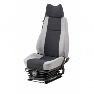TEK SEATING – PUTTING DRIVER COMFORT AND SAFETY FIRST AT THE CV SHOW 2019